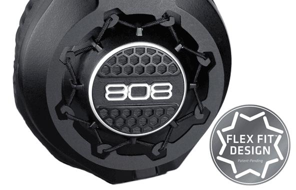 808 Performer Flex Fit design