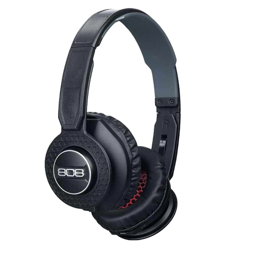 808 Shox BT headphones rechargeable