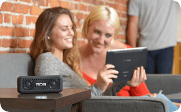 808 HEX XS portable Bluetooth speaker