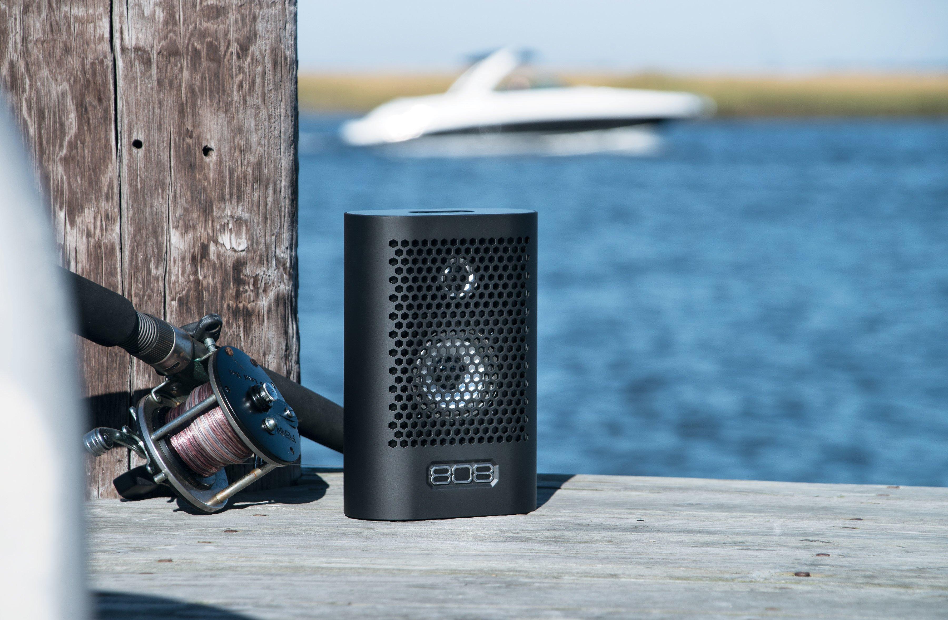 808 HEX TL Bluetooth speaker bass
