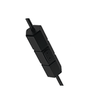 808 BUDZ earbuds controls