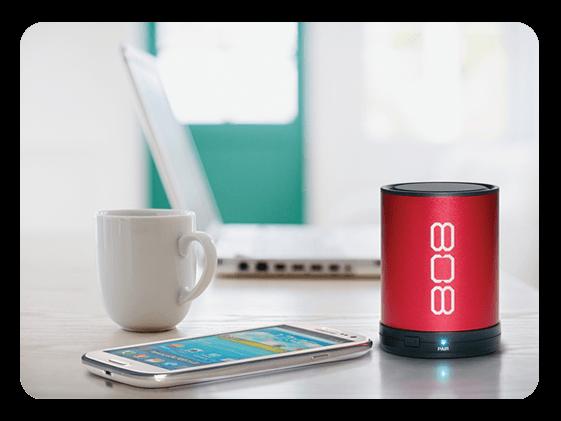 808 CANZ Bluetooth Speaker