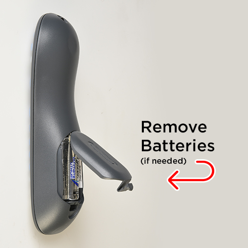 RCA : Remotes : Remotes Support : Find Remote Revision Number