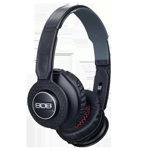 808 Shox BT headphones rechargeable