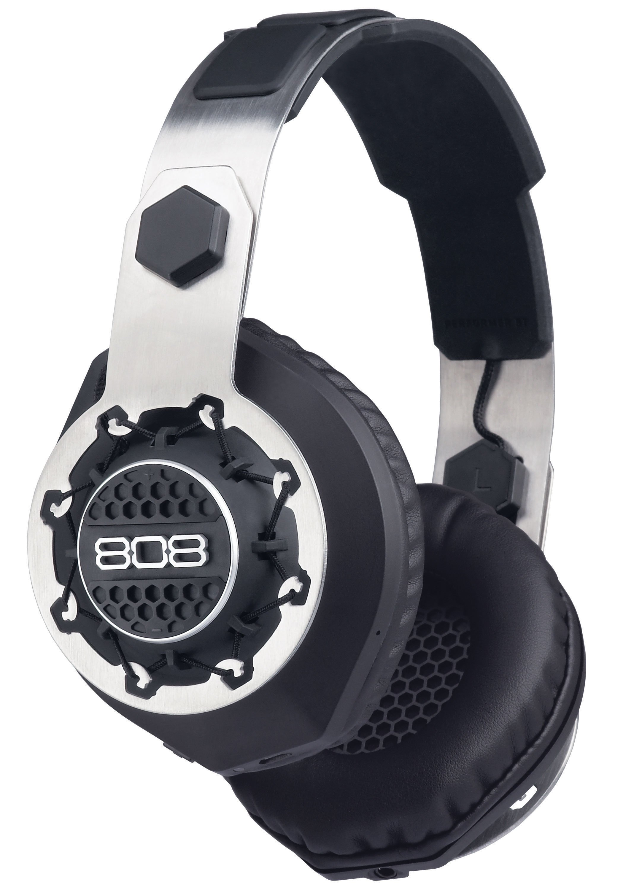 808 Performer BT headphones flex fit design