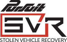 Pursuit Stolen Vehicle Recovery