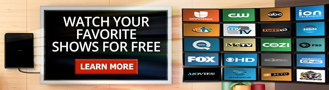 Watch Your Favorite Shows For Free